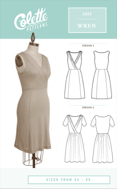 Wren Dress Pattern - Colette Patterns