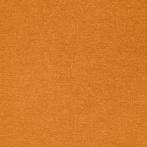 Milano Old Gold Heathered Viscose Jersey Fabric