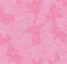 Candy Pink Nature Elements - Art Gallery Fabric 44in/45in Per Metre