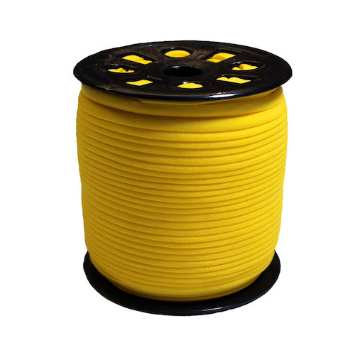 Yellow Narrow Banded Elastic - 4mm x 92m