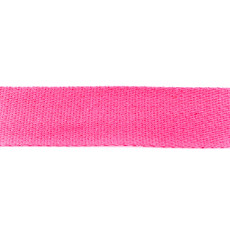 Fuchsia Cotton Webbing - 40mm X 50m