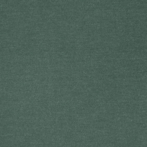 Milano Pine Green Heathered Viscose Jersey Fabric