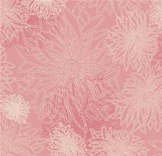 Floral Elements Blush - Art Gallery Fabric 44in/45in Per Metre