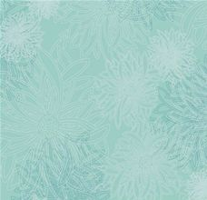 Floral Elements Aqua Haze - Art Gallery Fabric 44in/45in Per Metre