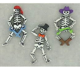 Bone-ified Characters - Halloween Pack
