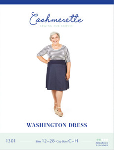 Washington Dress Pattern - Cashmerette Patterns
