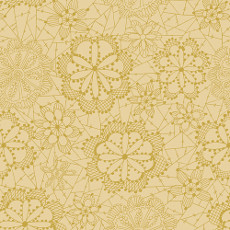 Boho Fusion Lace In Bloom Boho - Art Gallery Fabric 44in/45in Per Metre