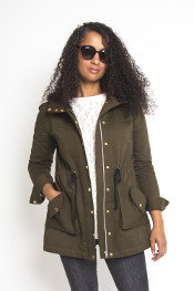Kelly Anorak Pattern By Closet Case Files