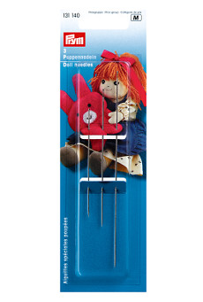 Prym Doll Needles 70/80 3pcs