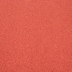 Santiago Matt Red Pearl Imitation Leather Fabric
