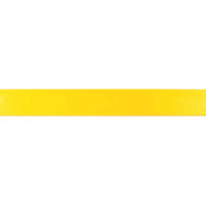 Yellow Double Faced Satin Ribbon - 16mm X 25m