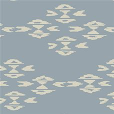 Observer Overshot Haze Canvas - Art Gallery Fabric 58in/59in Per Metre