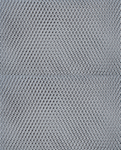 Mesh Fabric Pewter 18in x 54in (45cm x 137cm) pack