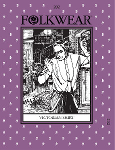 Victorian Shirt by Folkwear Patterns