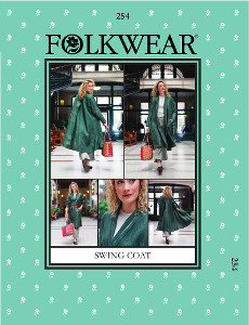 Swing Coat by Folkwear Patterns