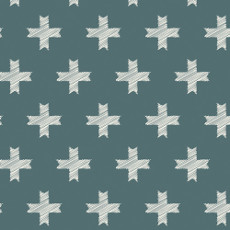 Heartland Unn Cross Pine Knit - Art Gallery Fabric 58in/60in Per Metre