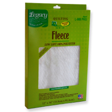Legacy Fleece Sew In Pack - 91cm (36in) X 55cm (22in)