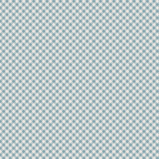Les Petits Petits Checks Sky - Art Gallery Fabric 44in/45in Per Metre