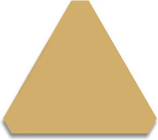 1.125 Inch Equilateral Triangle Acrylic Template With 3/8 Seam - Paper Piecing