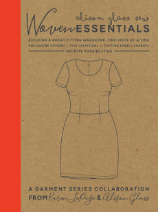 Woven Essentials Garment Pattern - Alison Glass Patterns