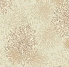 Floral Elements Sand - Art Gallery Fabric 44in/45in Per Metre
