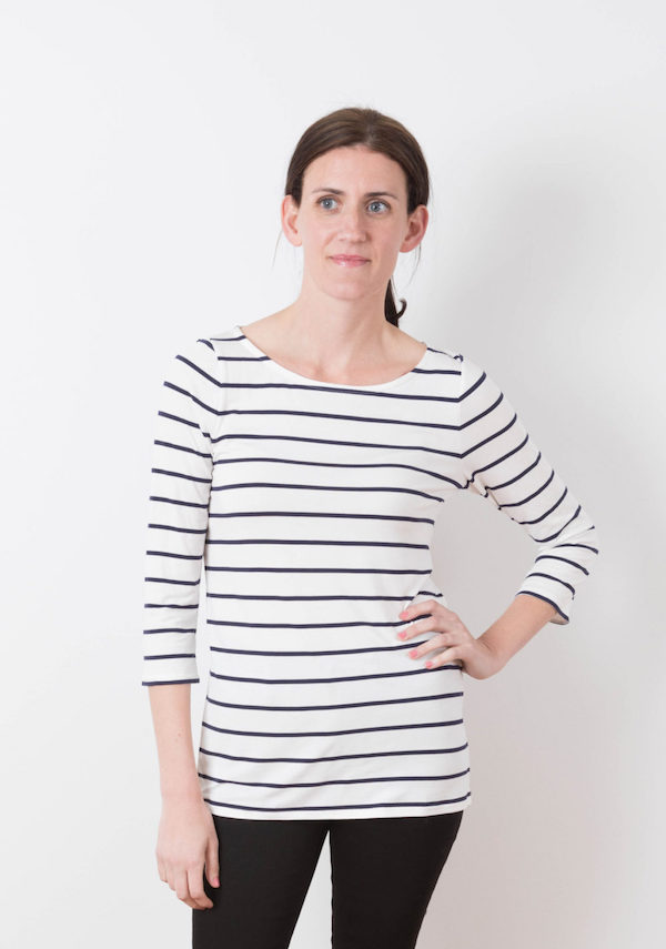 Lark Tee Pattern By Grainline Studio