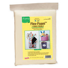 Legacy Flex-foam Flexible Foam Stabiliser 1 Sided Fusible Pack - 152cm (60in) X 50cm (20in)