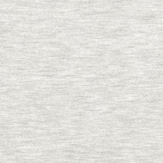 Heathered Light Grey French Terry Fabric