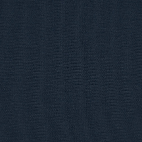 Korem Dark Navy Ponte Roma Fabric