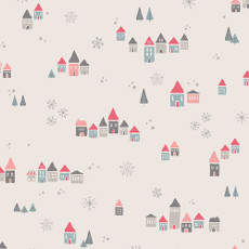 Snowdrift Joy - Little Town Designed By Amy Sinibaldi