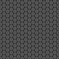 Oval Elements Licorice - Art Gallery Fabric 44in/45in Per Metre