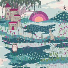 Enchanted Meadow from Flower Child Designed by Maureen Cracknell