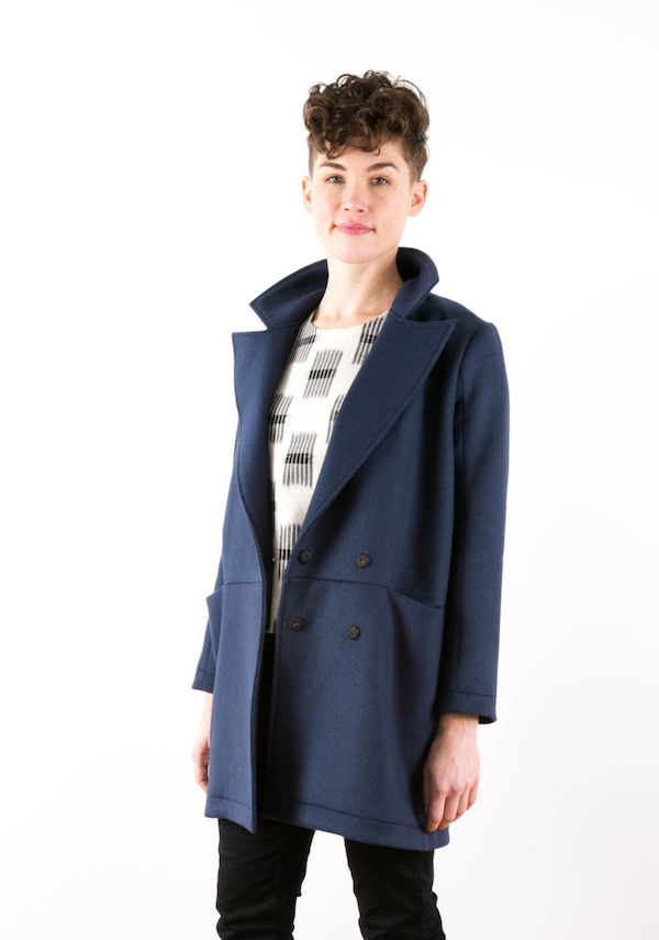 Yates Coat Pattern - Grainline Studio