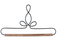 8in Heirloom Dowel Hanger