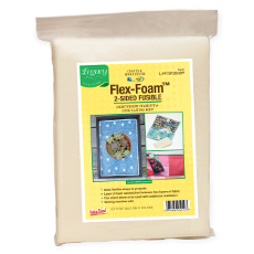 Legacy Flex-foam Flexible Foam Stabiliser 2 Sided Fusible Pack - 152cm (60in) X 50cm (20in)