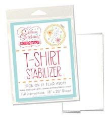 Sublime T Shirt Stabiliser 18in x 20in