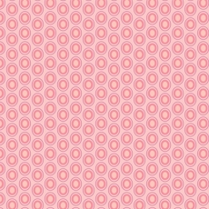 Oval Elements Parfait Pink - Art Gallery Fabric 44in/45in Per Metre