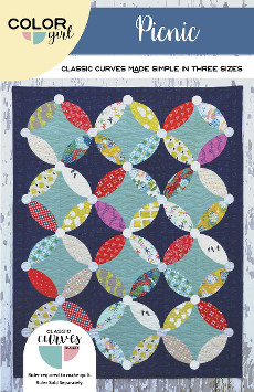 Picnic Quilt Pattern - Color Girl