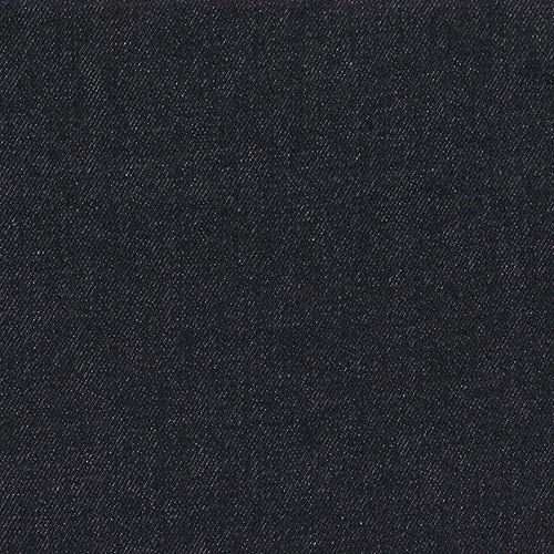 Springfield Black Denim Fabric