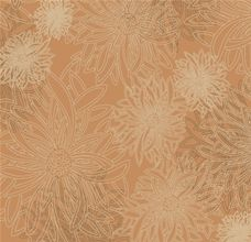 Floral Elements Mocha - Art Gallery Fabric 44in/45in Per Metre