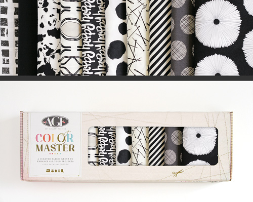 AGF Colormaster Fat Quarter Collectors Set - Light and Shadow Edition