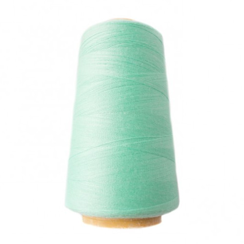 Hantex Overlocker Thread - Mint - 100% Polyester 3000 Yrds (2700+m)