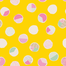 Wonderful Things Sweet Bubbles Sugar - Art Gallery Fabric Per Metre