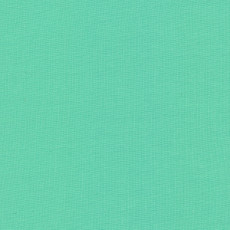 Cirrus Solids Mint - Cloud 9 Yarn Dyed Cross Weave Fabric 44in/45in Per Metre