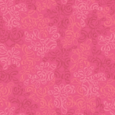 Hot Pink Nature Elements - Art Gallery Fabric 44in/45in Per Metre