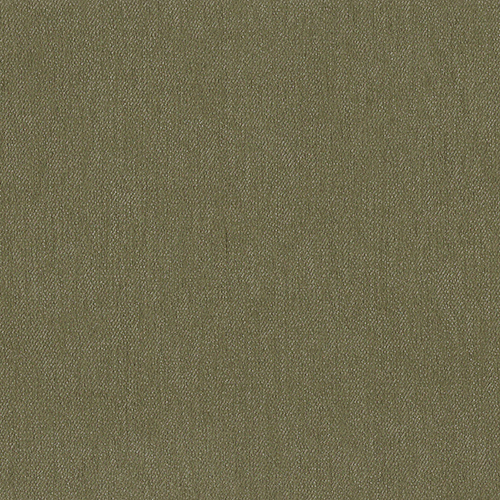 Springfield Olive Stretch Denim Fabric