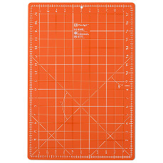 Prym Cutting Mat 30 X 45 cm cm/Inch Orange