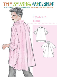 Frankie Shirt Pattern - Sewing Workshop Pattern