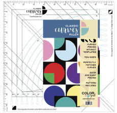 Classic Curves Ruler - Color Girl